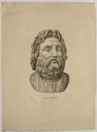 Numa Pompilius (753-673 BC)