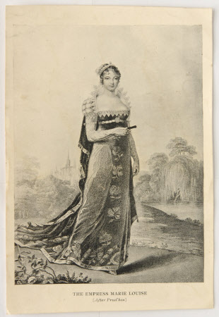 Empress Marie Louise, Empress of France (1791-1847)