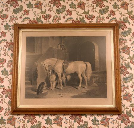 Prince George's Favourites (Sir Edwin Henry Landseer RA)