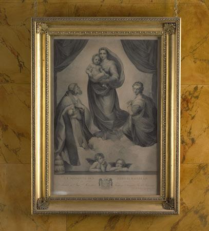 Sistine Madonna (after Raphael)