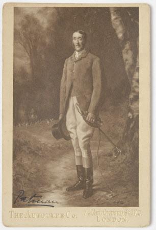 William Henry Berkley Portman, 2nd Viscount Portman (1829-1919)