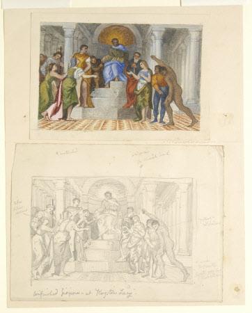 The 'Unfinished Giorgioni at Kingston Lacy' [sic]