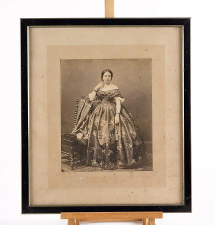 Albertine Louise Alphonsine Shanahan, Mrs Joshua Walter MacGeough Bond (d.1902)