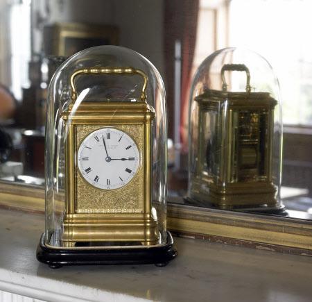 Clock base