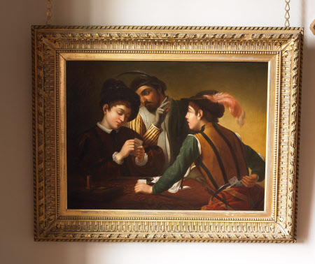 The Cardsharps (after Caravaggio)