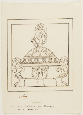Aristo's inkstand at Ferrara