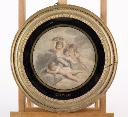 Cupids (after Lady Diana Spencer, Lady Beauclerk)