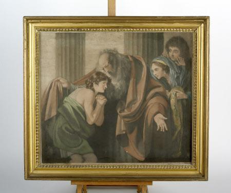 Return of the Prodigal Son (after Banjamin West PRA)