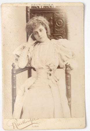 Darland, an actress