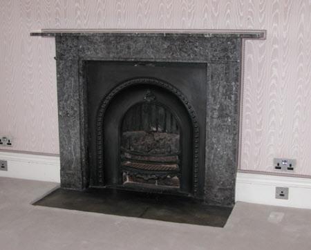 Chimneypiece, 1st Floor S1, Sheringham Hall