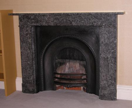 Chimneypiece, 1st Floor S3, Sheringham Hall