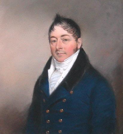 Joseph Morris (fl.1838)