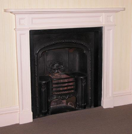 Chimneypiece, North Wing Room 1, Sheringham Hall