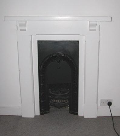 Chimneypiece, 2nd Floor Room 1, Sheringham Hall