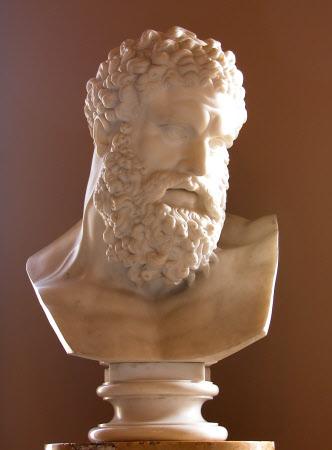 Head of the Farnese Hercules