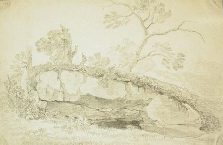 Study of Rocks near Nemi