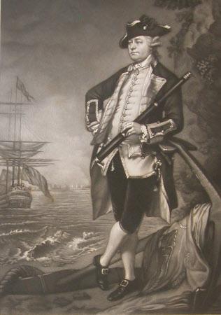 Augustus John Hervey, 3rd Earl of Bristol (1724-1779) (after Thomas Gainsborough)