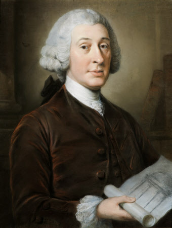 Sir Robert Throckmorton, 4th Bt (1702-1791)