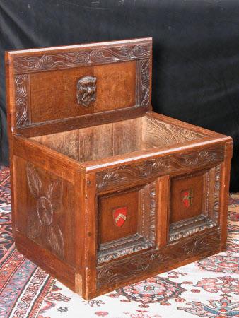Log box