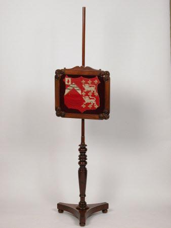 Pole screen