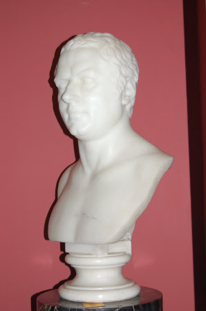 Sir John Courtenay Throckmorton, 5th Bart (1754-1819) (after Christopher Hewetson)