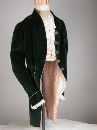 Boy's tailcoat