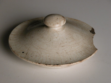 Sugar bowl lid