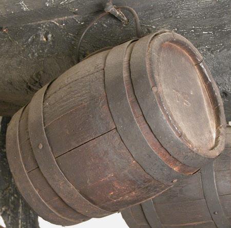 Harvest barrel