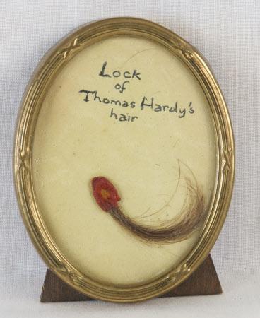 A Lock of Hair - Thomas Hardy (1840-1928)