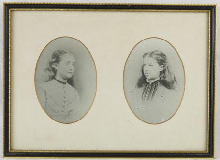 Mary Hardy (b.1841) and Katherine (Kate) Hardy (b.1856)