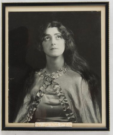 Gertrude Bugler as Tess in Tess of the D'Urbervilles by Thomas Hardy