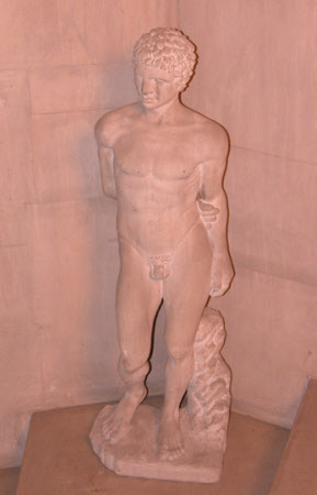 A Young Athlete (NEAPOΣ AΘΛHTHΣ)