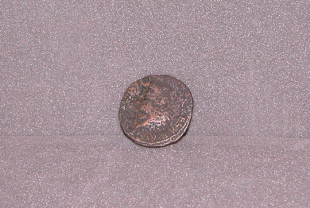 Coin: Emperor Nero, Emperor of Rome (37-68 AD)