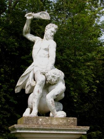 Samson Slaying a Philistine