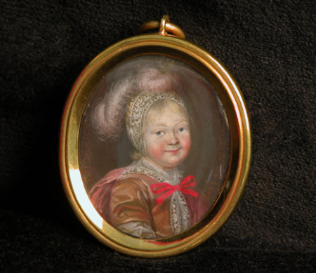 Unknown Child ('Mr Whackerbach') (possibly King Frederick I, King of Sweden 1675-1751)