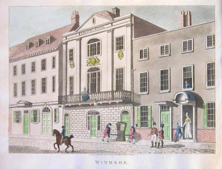 Theatre Royal, Windsor 1805