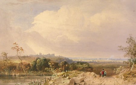 Windsor, A Distant View