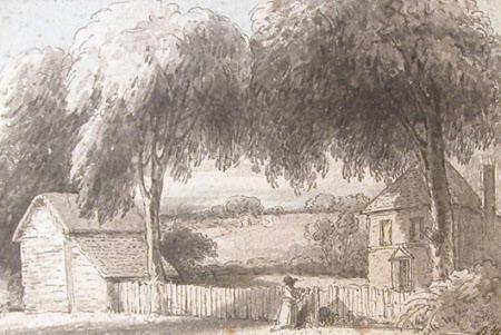 A Cottage near Windsor, 1800