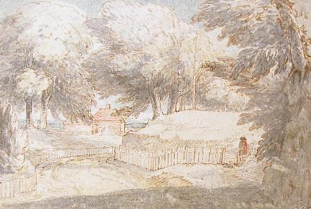 A Scene near Windsor, 1800