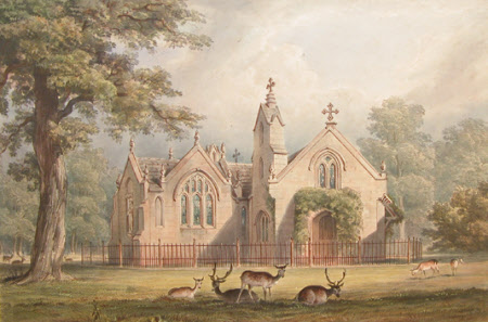Royal Lodge Chapel, Windsor (after Henry Bryan Ziegler)