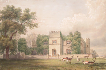 Keeper's Lodge, The Sandpit Gate, Windsor (after Henry Bryan Ziegler)