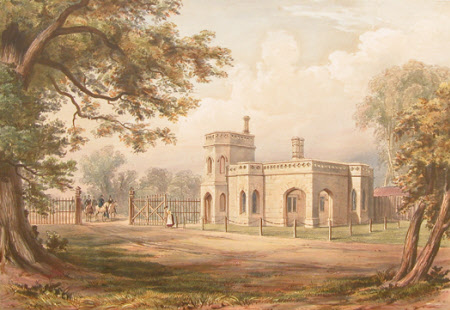 Windsor Forest, A Lodge, Windsor (after Henry Bryan Ziegler)