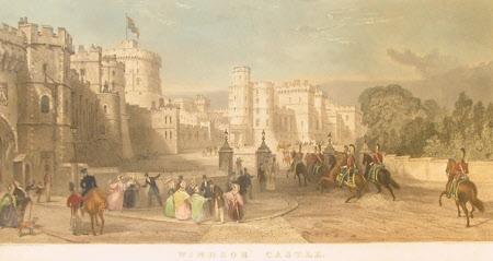 Windsor Castle (after Thomas Allom)