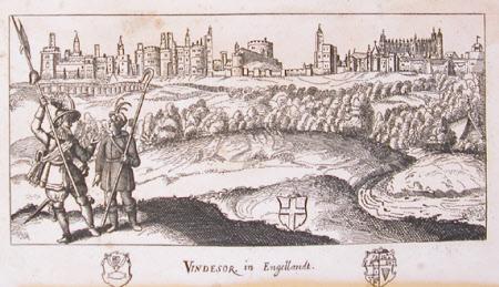 Vindesor in Engellandt - View of Windsor Castle