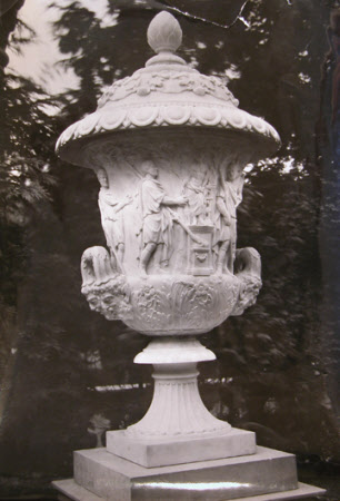 Wanstead House Urn: Sacrifice to Apollo