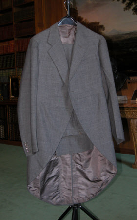 Morning suit tailcoat