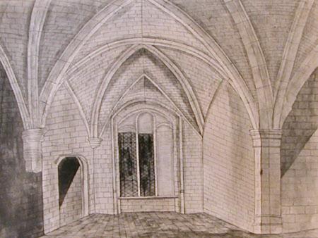 Interior, Anglesey Abbey, Cambridgeshire