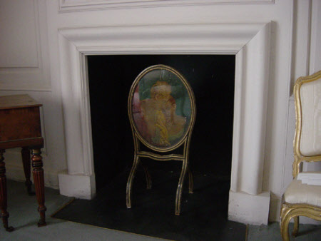 Chimneypiece, Boudoir, Melford Hall