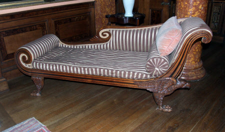 The Melford Hall 'Grecian Couches'