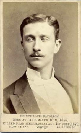 "Results, Subject: ""Prince Eugene Louis Jean Joseph Napoleon"